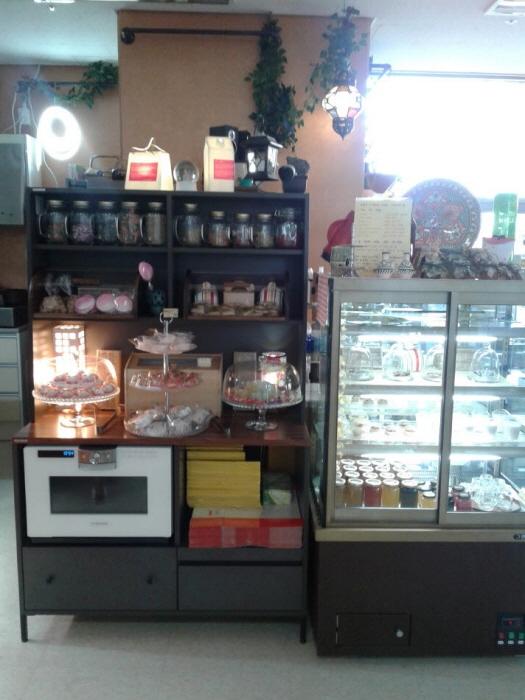 Кафе Лаила (라일라카페)7