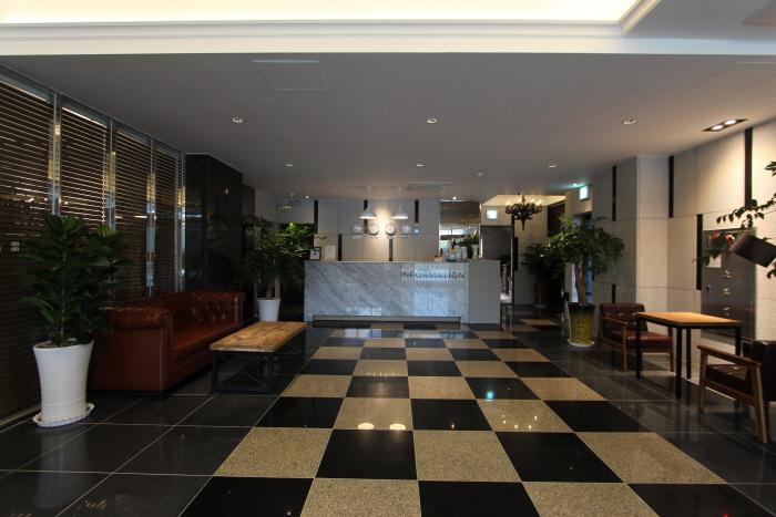 인스타 관광호텔
