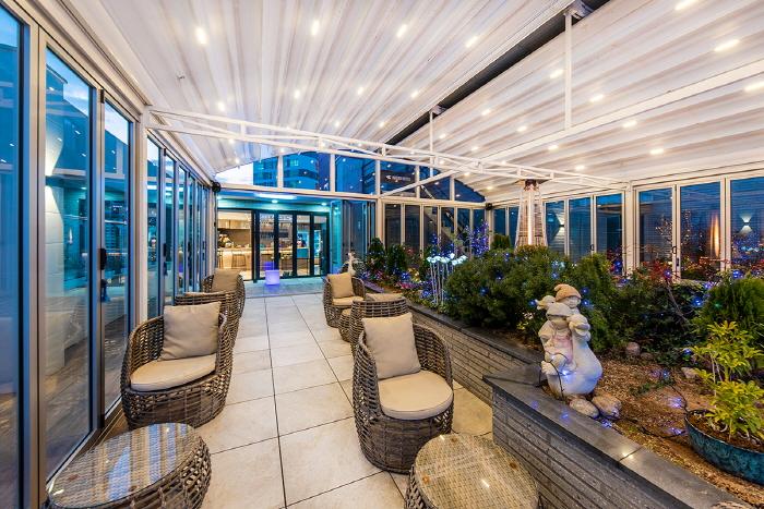ハウンドホテルプレミア ナンポ(Hound Hotel Premier Nampo)[韓国観光品質認証] (하운드호텔 프리미어 남포)[한국관광 품질인증/Korea Quality])