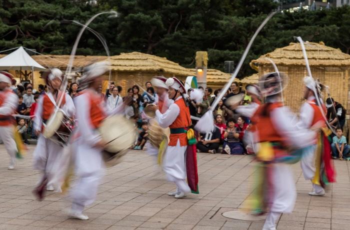 漢城百濟文化節(한성백제문화제)