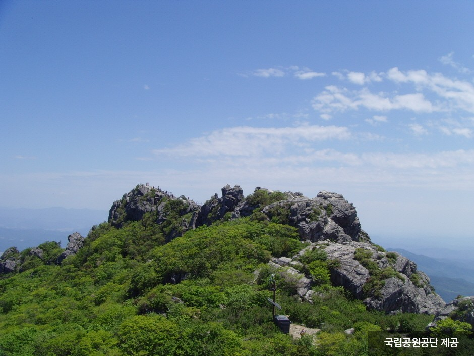 伽倻山国立公園(紅流洞、清涼洞地区)((가야산국립공원(홍류동,청량동지구)