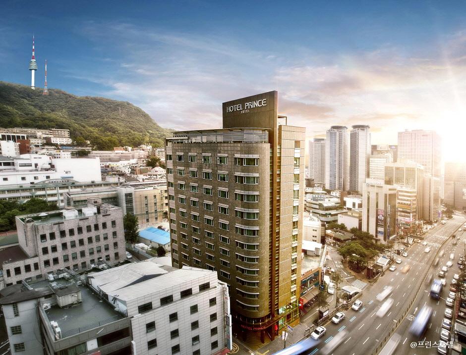 ソウルプリンスホテル(서울프린스호텔)