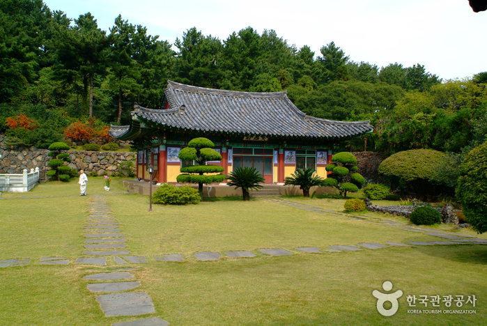 Tempel Bultapsa (불탑사(제주))