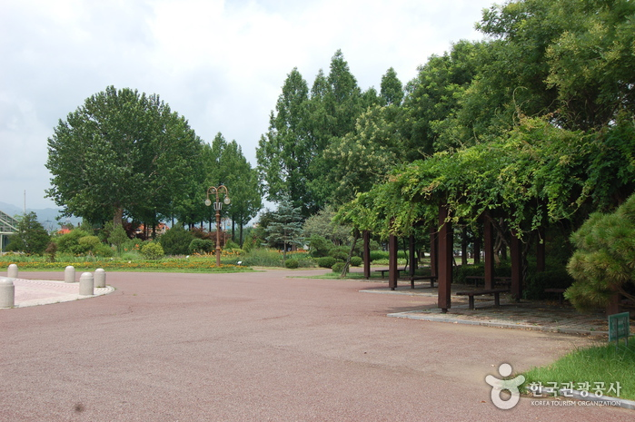 Gangwon-do Provincial Flower Garden ()