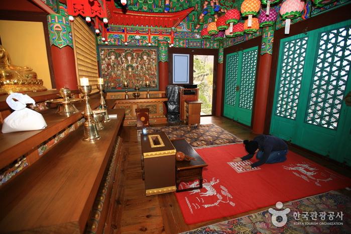 Temple Golgulsa (Stone Buddha Temple) (골...