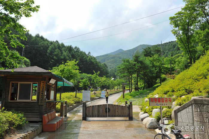 Myeongjisan Mountain County Park  (명지산 군립공원)