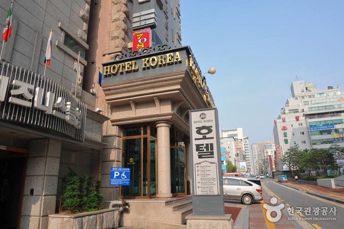 Korea飯店(호텔 코리아)