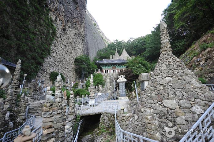 Tapsa Temple (마이산 탑사)