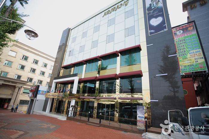 馬山アリラン観光ホテル(마산 아리랑 관광호텔)