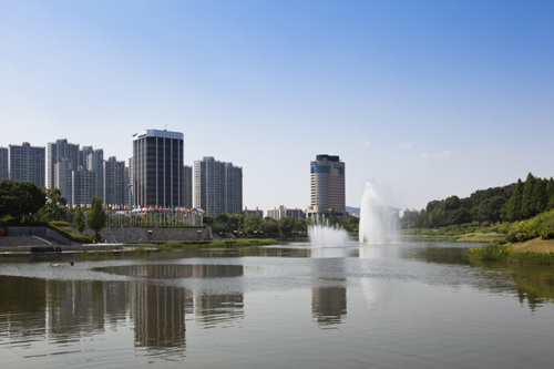 Olympic Park (올림픽공원)