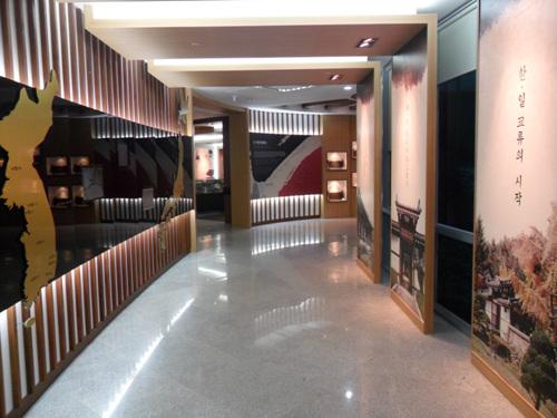 Центр дружбы народов Кореи и Японии в уезде Тальсон (달성 한일우호관)6