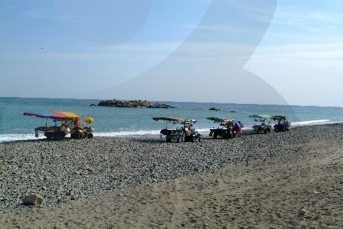 봉길대왕암해변