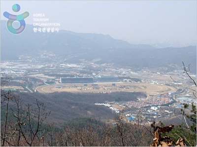 Cheonggyesan Mountai...