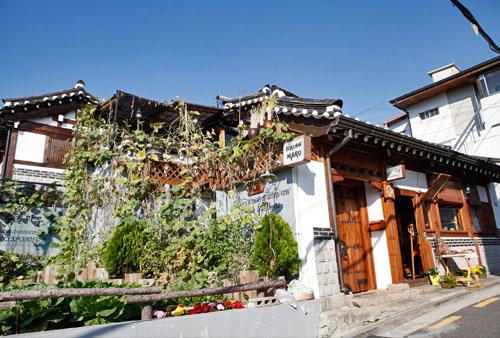 Bukchonmaru Hanok Guesthouse (북촌마루한옥게스트하우스)