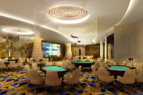 Seven luck casino (seoul gangnam branch)