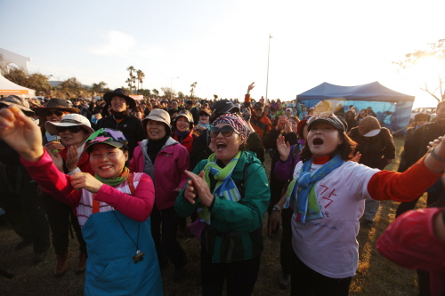 Jeju Olle Walking Festival (제주올레걷기축제)