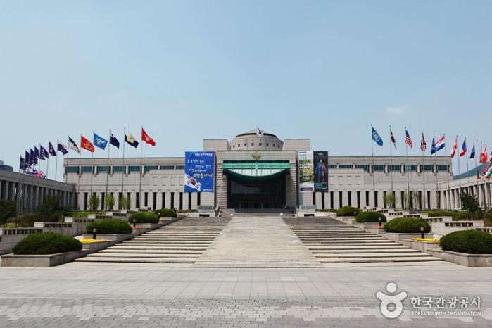 战争纪念馆(전쟁기념관)