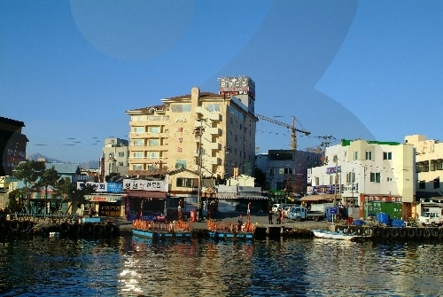 Abai Village Ferry (아바이마을 갯배)