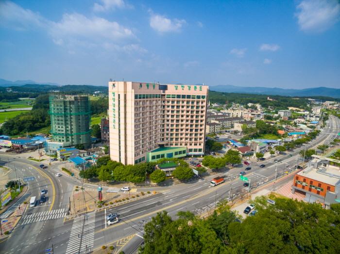 Ilsung Namhangang Condo & Resort (일성남한강콘도&리조트)