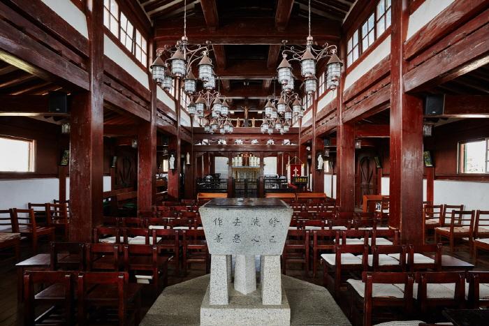 Ganghwa Anglican Church (대한성공회 강화성당)