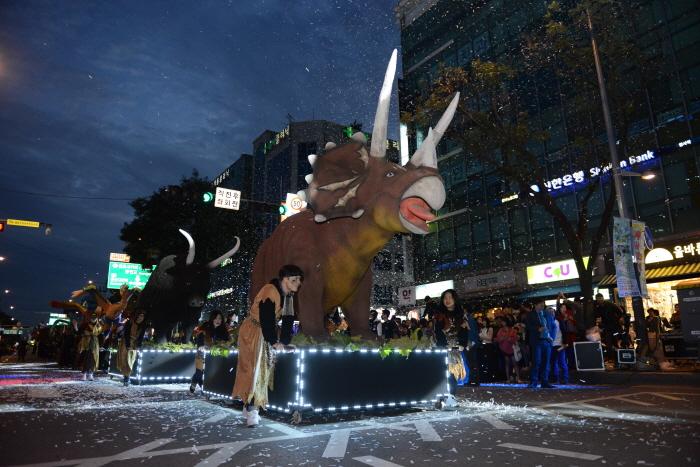 강동선사문화축제 2018