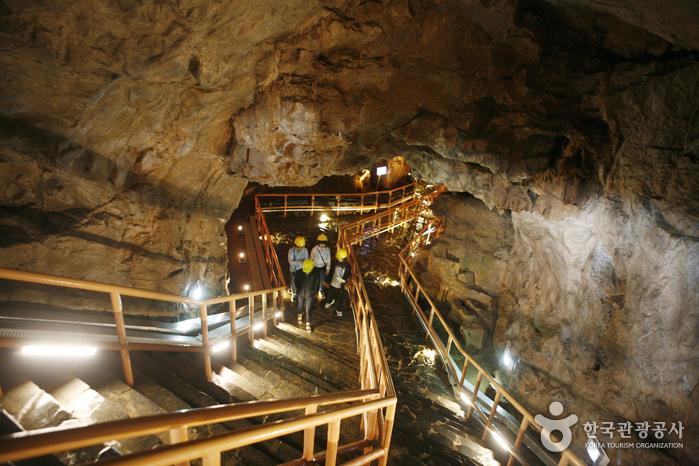 泉谷黄金バット洞窟(천곡황금박쥐동굴)