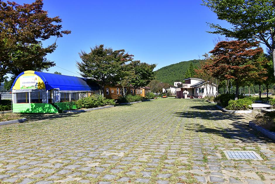 고포수변공원캠핑장