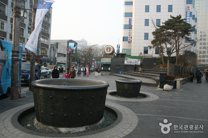 photo about Insa-dong