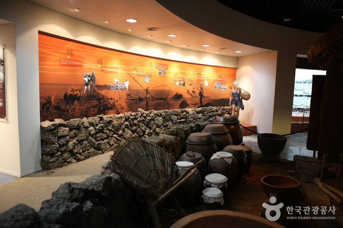Музей ныряльщиц острова Чечжудо9