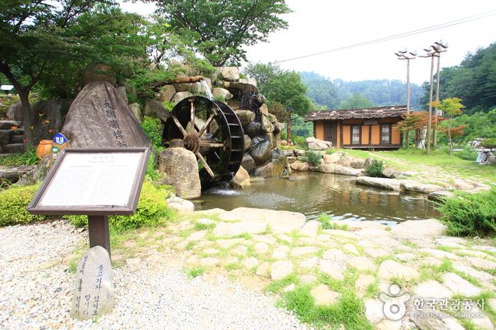 Le Musée de Daegwallyeong (대관령박물관)