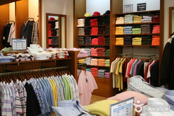 Yeoju Premium Outlets (여주 프리미엄아울렛)