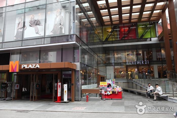 M Plaza (명동 엠플라자)