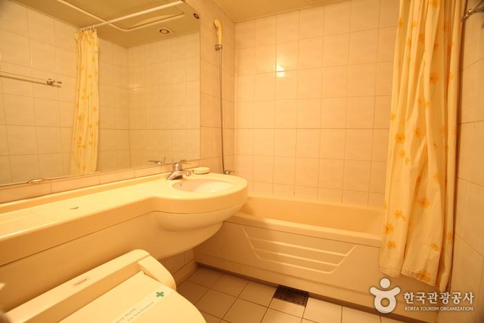 釜山セントラルホテル[韓国観光品質認証](부산센트럴호텔[한국관광품질인증제/ Korea Quality])