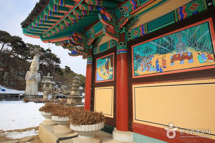 灌燭寺(관촉사)