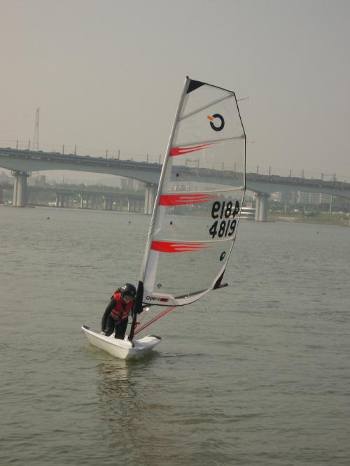Яхт-клуб Seoul Marina12