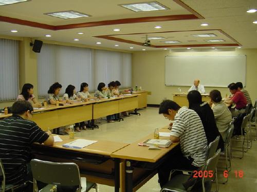 翰林国際大学院大学語学堂(한림국제대학원대학교 어학당)