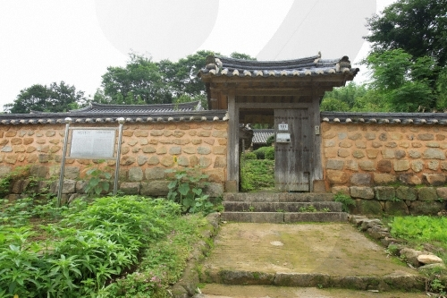 장흥 위성룡가옥
