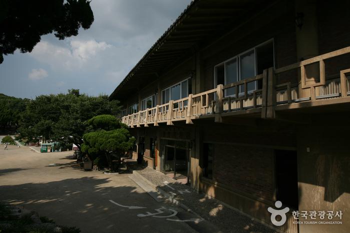 郷土歴史館(향토역사관)