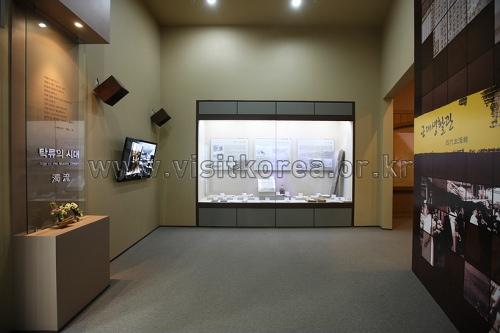 Музей современной истории города Кунсана (군산근대역사박물관)21