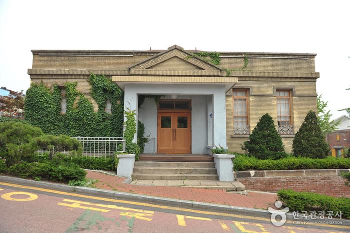 구 일본우선(郵船)주식회사 인천지점