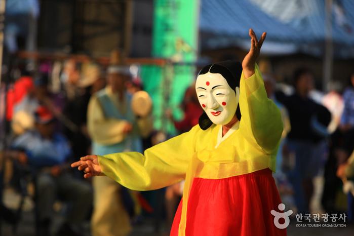 Danoje-Festival Gangneung (강릉단오제)