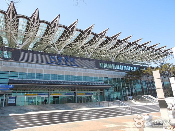 新慶州駅(신경주역)