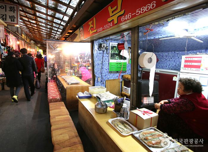 Marché Jungang de Gangneung (강릉 중앙시장)