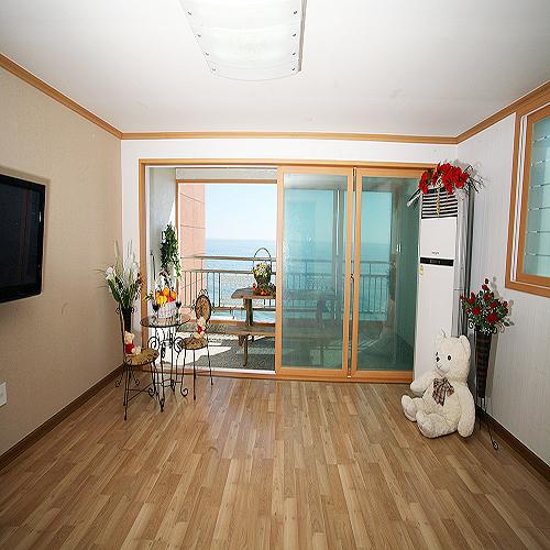 블루오션관광펜션-다이아몬드2호(30평) 객실