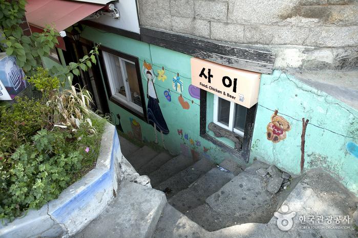 Район Пуам-дон (부암동)3