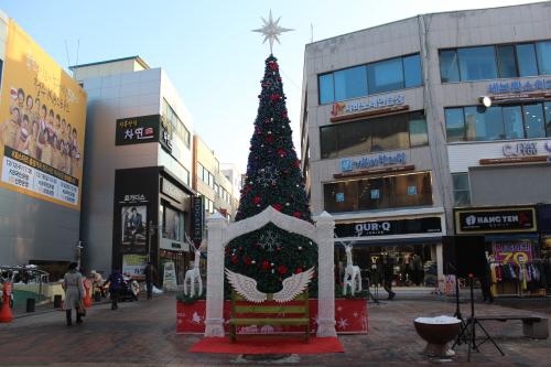 Cheongju Seongan-gil (청주 성안길)