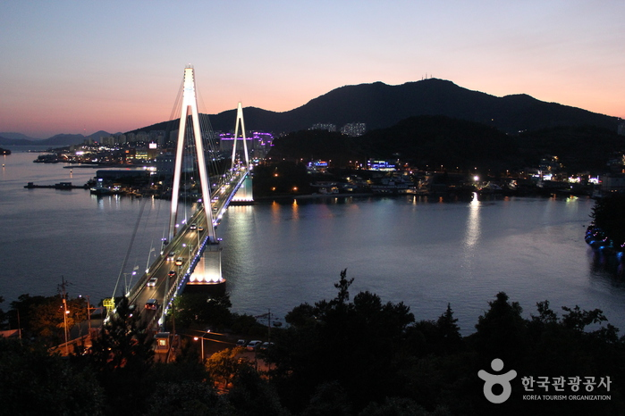 Yeosu Maritime Cable Car (여수 해상케이블카)
