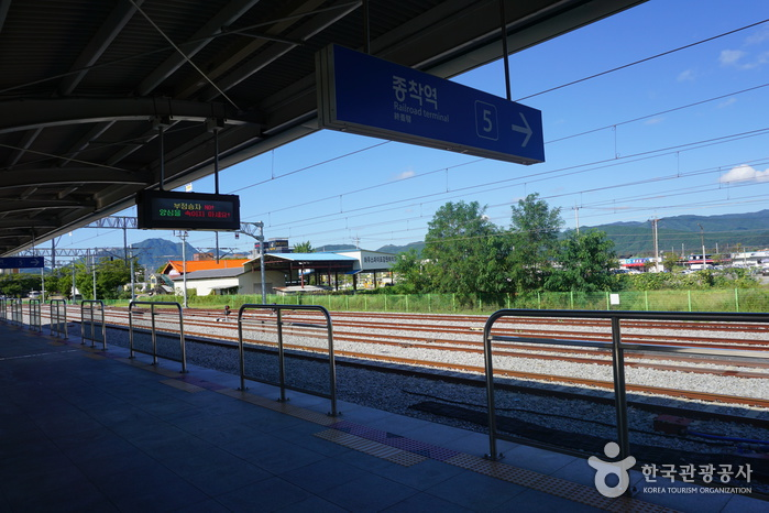 Chuncheon Station (춘천역)