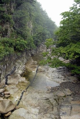 Mureung Valley (무릉계곡 (무릉계곡명승지))
