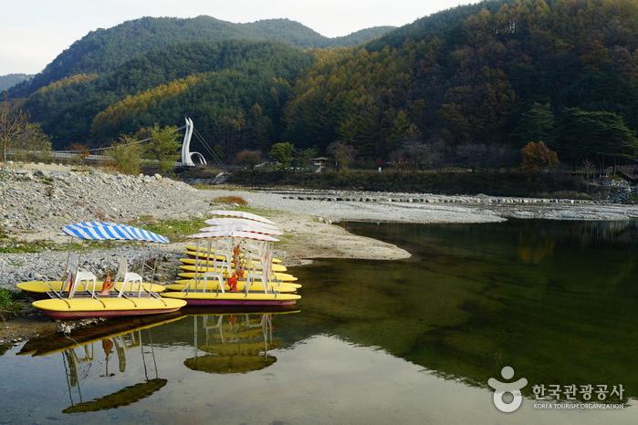 Auraji Lake (아우라지)